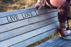 100 - live laugh love