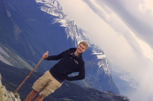27 - at 3000m elevation with chucks