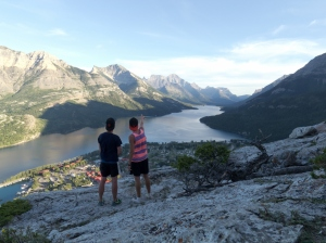 40 - Waterton national park, Canada