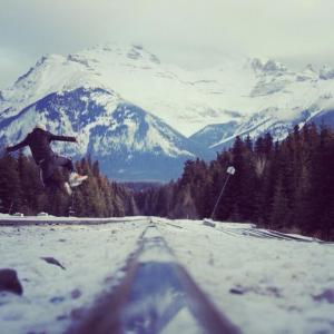 53 - Nice one - Banff!