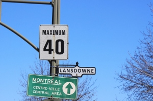 56 - French canadian adventure in Quebec, Victoriaville and Montreal